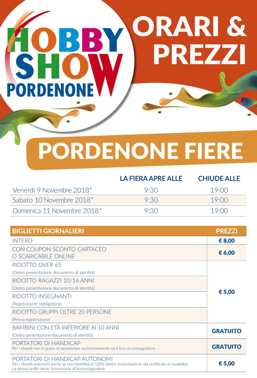 2018_Orari&Prezzi_HSPO_ORARI