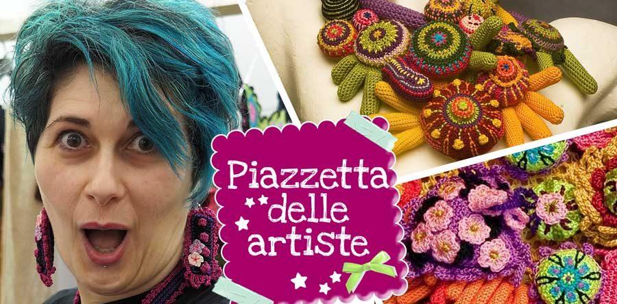 Piazzetta Delle Artiste Di Hs Milano Luisa De Santi