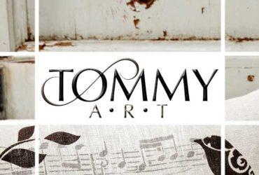 """Lo shabby è un'arte… e Tommy è il suo """"profeta"""". Anche a HS Milano Autunnoi corsi e le demo di Tommaso Bottalico"""