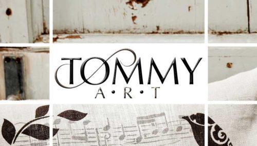 """Lo shabby è un'arte… E Tommy è il suo """"profeta"""". A HS Garda i corsi e le demo di Tommaso Bottalico"""
