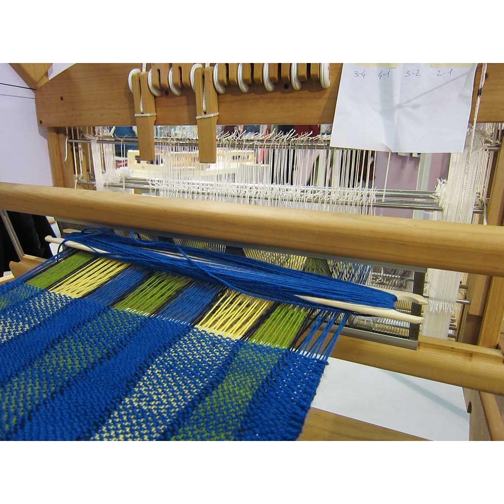 Hs pordenone telai accessori workshop il mondo della tessitura firmato g s looms - Telaio da tavolo per tessitura a mano ...