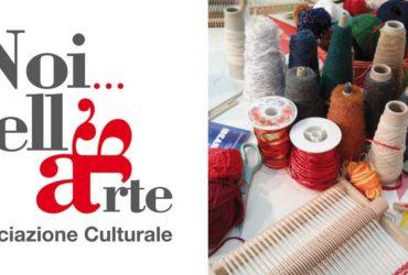 """HS Pordenone – L'associazione culturale """"Noi… dell'arte"""" presenta """"L'atelier degli intrecci creativi"""""""