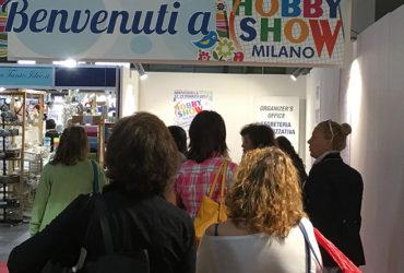 HS Milano – Parte alla grande l'autunno di Hobby Show