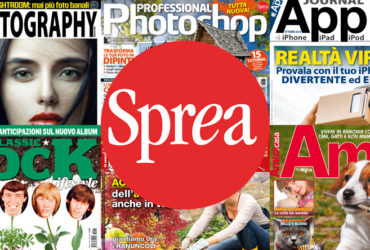 HS MIlano – Da Sprea Editori un'area photo-shooting con workshop gratuiti dedicati a blogger e hobbisti