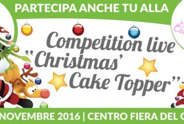 """A HS Garda una """"competition live"""" per cake designers emergenti. Iscriviti subito!"""