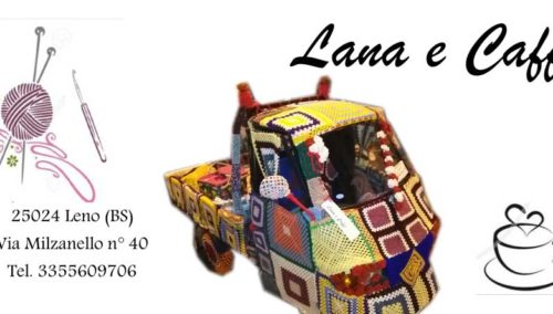 Con Lana e Caffè arriva a HS Garda il social knitting