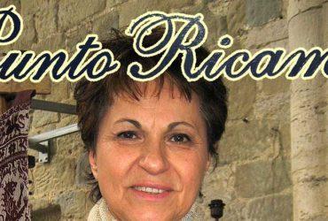 Tutta una vita dedicata all'arte del ricamo… Lina Montagnoli ospite di HS Umbria