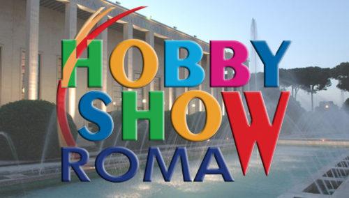 Domani al via la nuova edizione primaverile di Hobby Show Roma