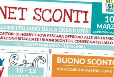 Online il Carnet Sconti di HS Pescara