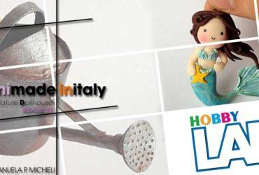 HS Milano – Modellare in miniatura con i corsi di Manuela P. Michieli di MinimadeinItaly