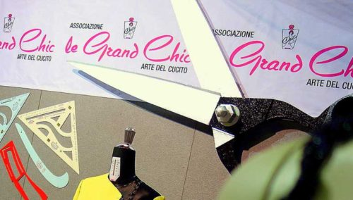 A HS Pordenone l'arte del cucito è… Le Grand Chic. Online il calendario delle demo gratuite