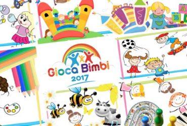 """Anche nel 2017 Pordenone Fiere ospiterà """"Gioca Bimbi"""", l'evento per tutti i bambini da 0 a 10 anni"""