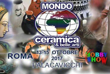 A HS Roma torna Mondo Ceramica con tantissimi laboratori per tutti i gusti