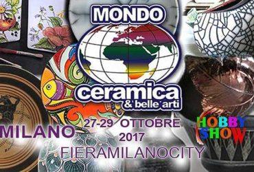 A HS Milano torna Mondo Ceramica con tantissimi laboratori per tutti i gusti