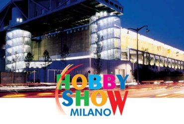 Da domani a domenica tutta la creatività di Hobby Show Milano a FieraMilanoCity