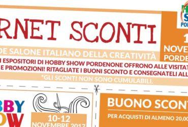 HS Pordenone – Online il Carnet Sconti per l'edizione autunnale 2017