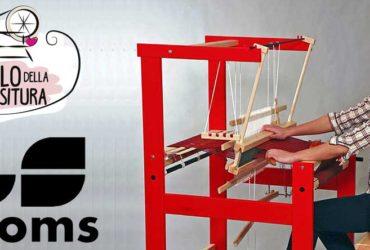 HS Pordenone – Polo della Tessitura/Telai, accessori, workshop firmati… GS Looms