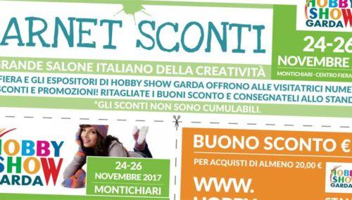 HS Garda – Online il Carnet Sconti per l'edizione autunnale 2017