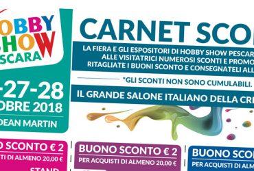 Online anche il Carnet Sconti di HS Pescara
