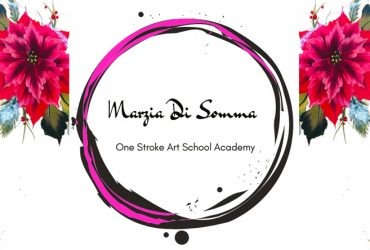 HS Roma – One Stroke Painting… Dipingere facile con Marzia Di Somma